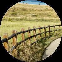 Split Rail Fencing | Quality Chain Link Fencing Kelowna
