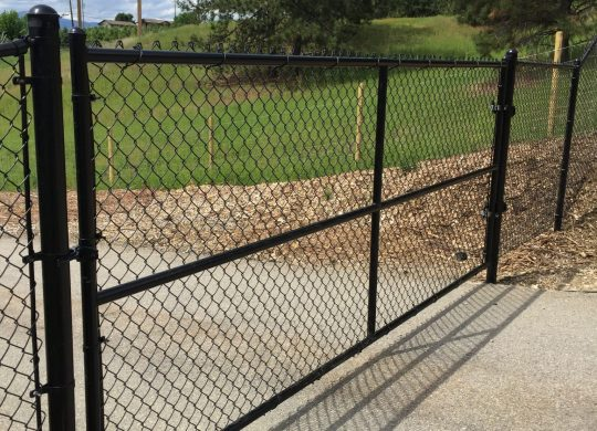 Fencing Solutions - Okanagan Fences | Quality Chain Link Fencing