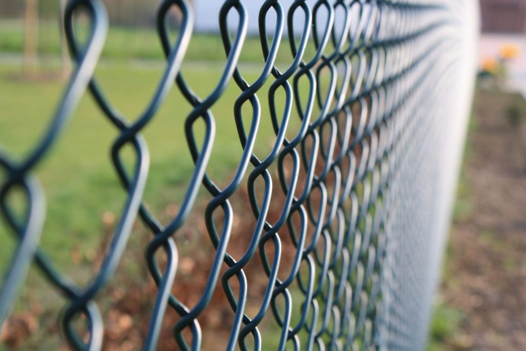 Chain Link Neighbor Fence