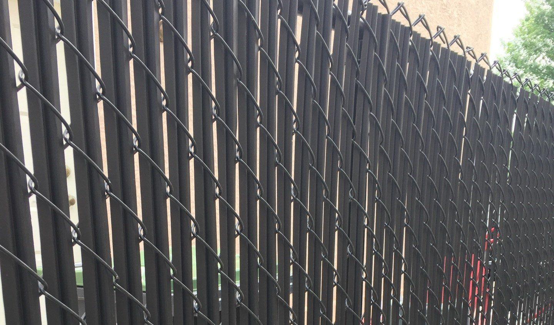 LiteLink chain link fencing
